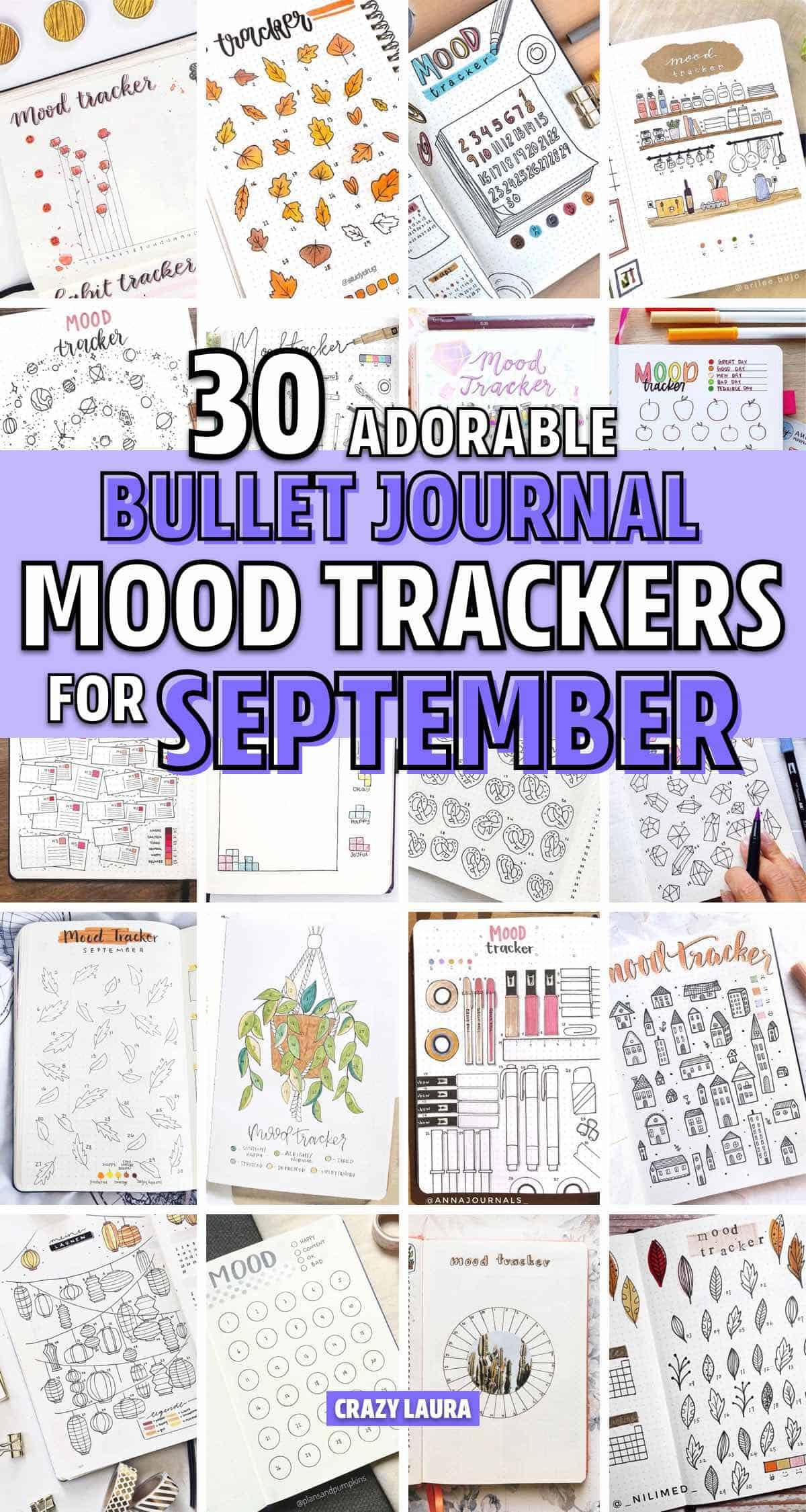 easy mood spread ideas for fall