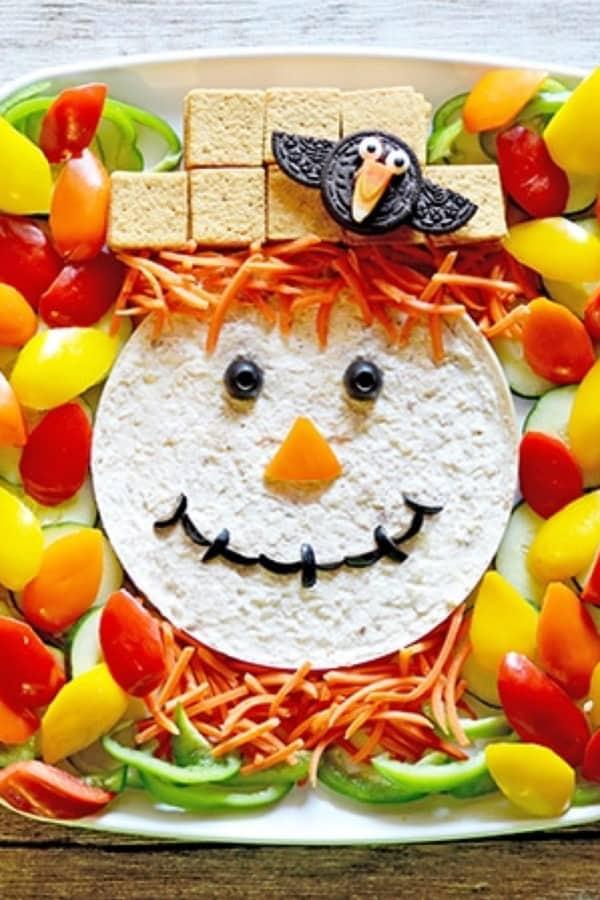 veggie app for halloween