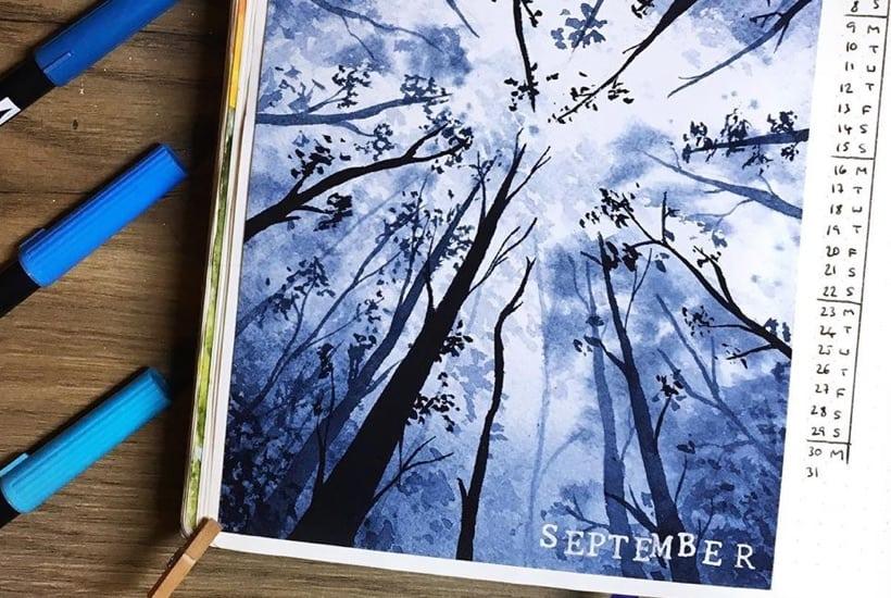 45+ Best September Monthly Cover Ideas For 2020