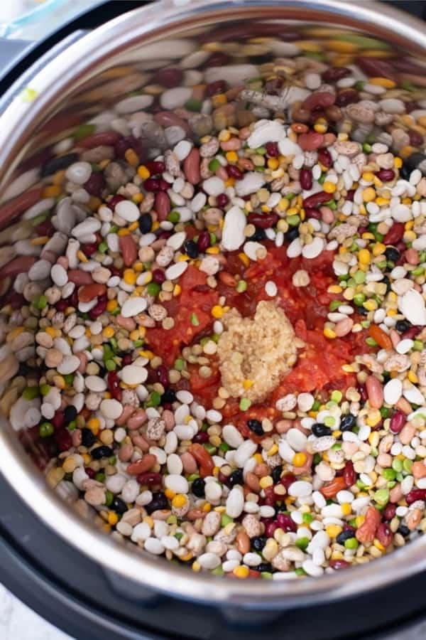 fast bean soup recipe ideas