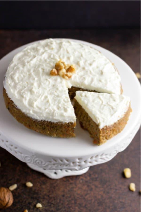 pressure cooker carrot cake recipes
