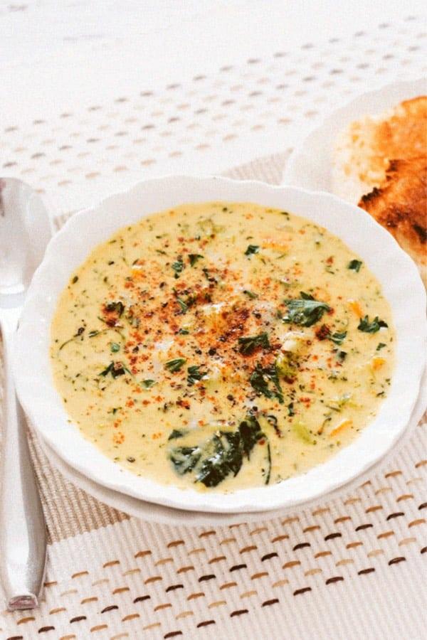 list of instant pot soup recipes