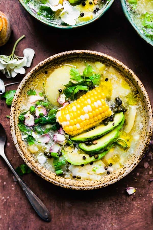 easy pressure cooker potato soup