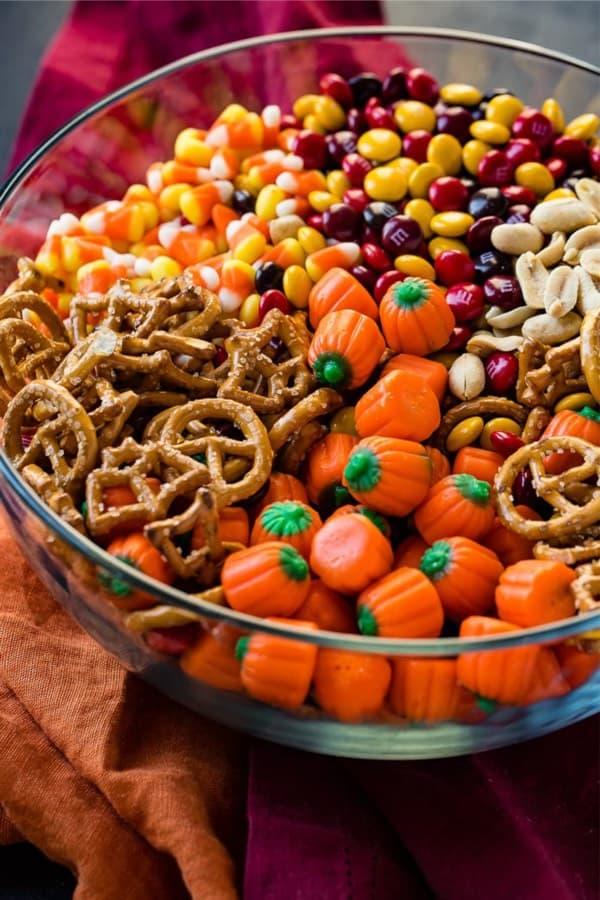 quick halloween snack recipes