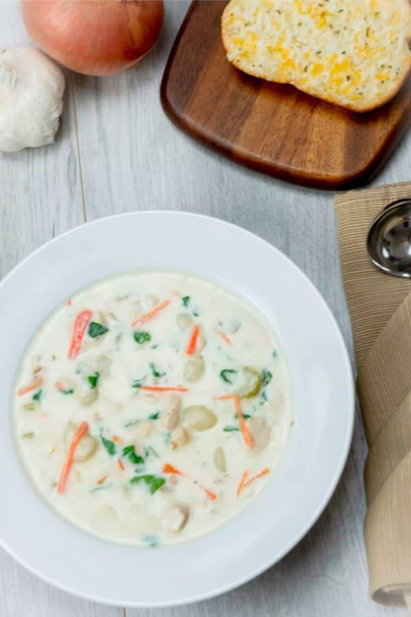 olive garden copycat instant pot soup recipes