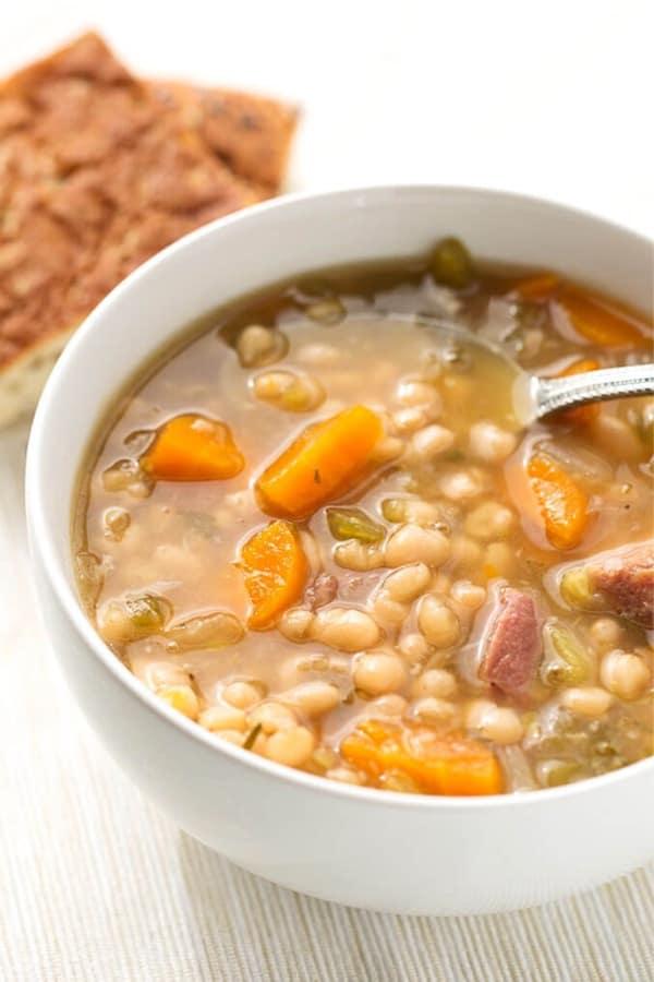 easy instant pot bean soup ideas