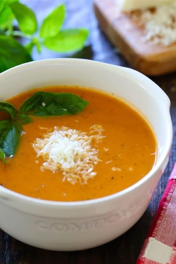 simple soup recipe ideas for instant pot