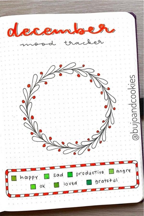 december tracking spread ideas