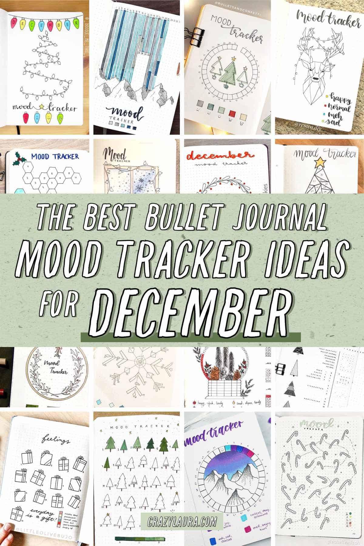 creative tracker ideas for winter