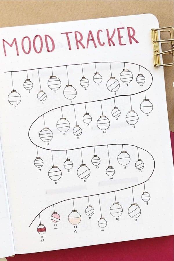 cute ideas for christmas mood spreads