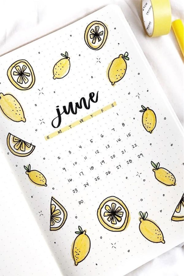 lemon monthly cover
