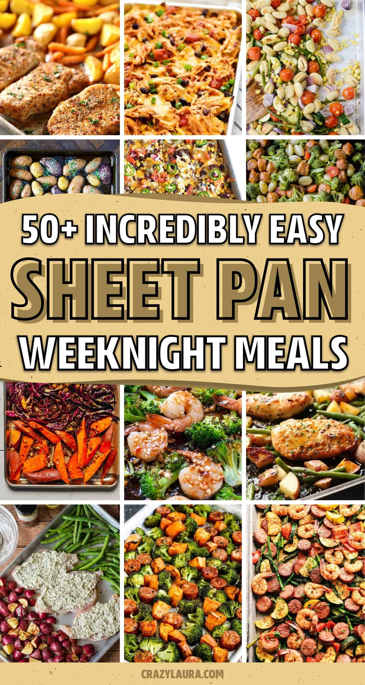 super easy weekday family dinner recipes