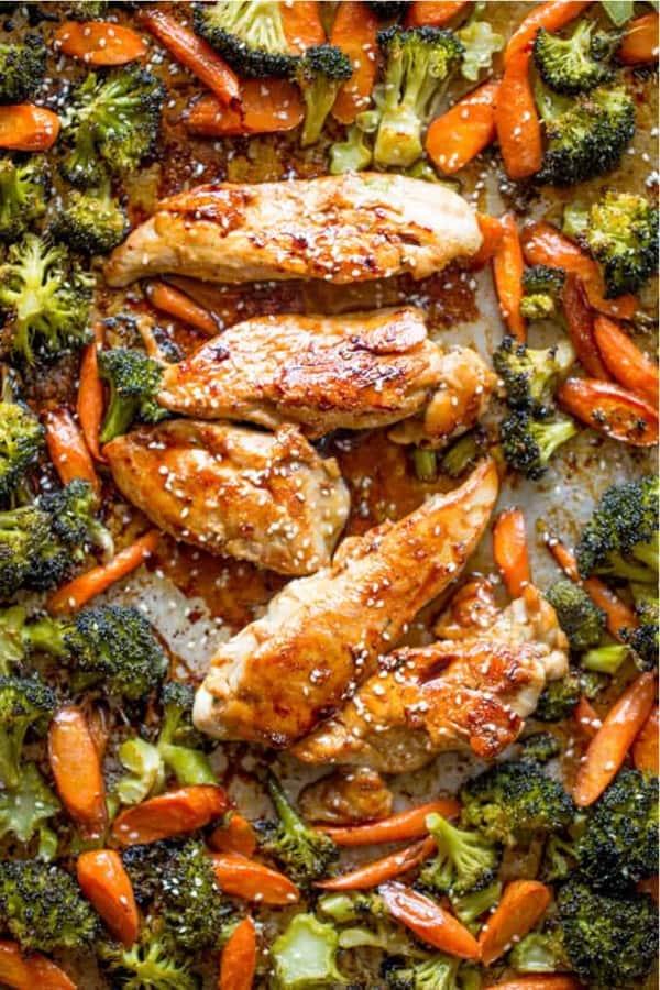 quick korean chicken recipe