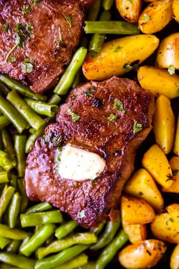 busy night steak recipe