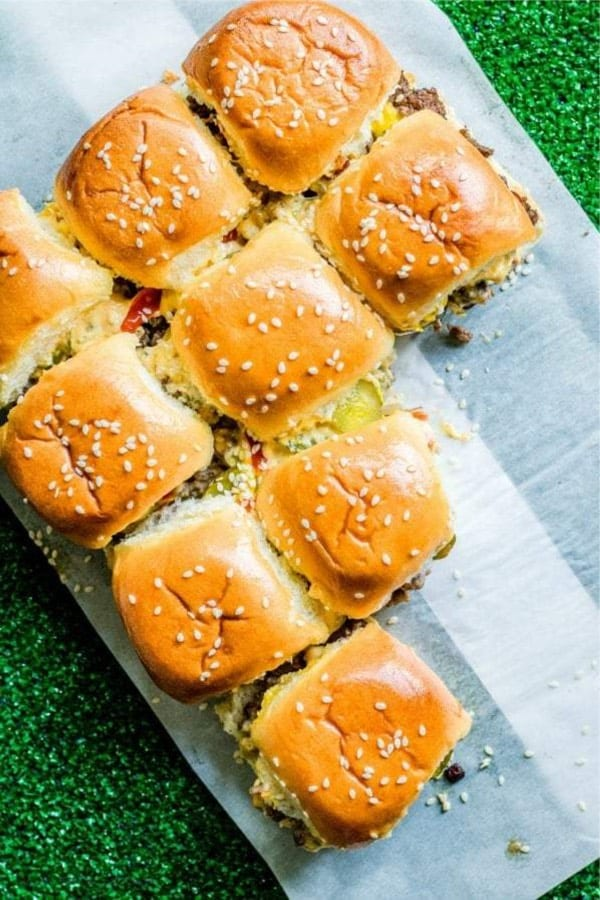 easy big mac copy cat slider recipe