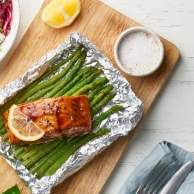 list of easy foil packet recipes for dinner