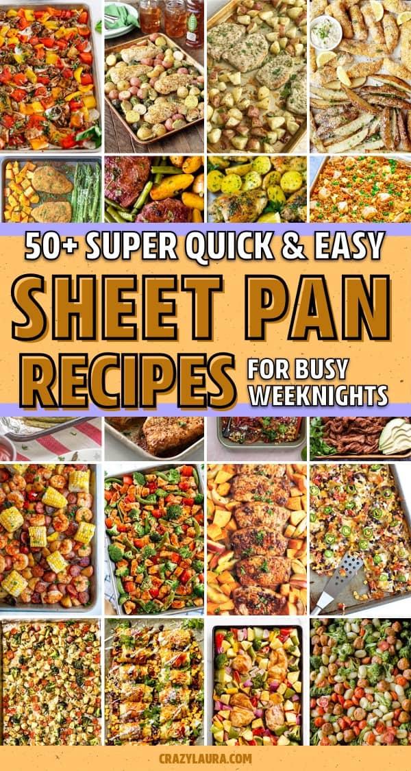 best single pan meals