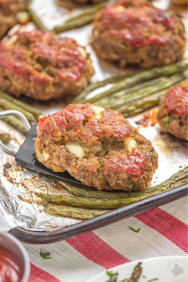 mini meatloaf recipe for dinner