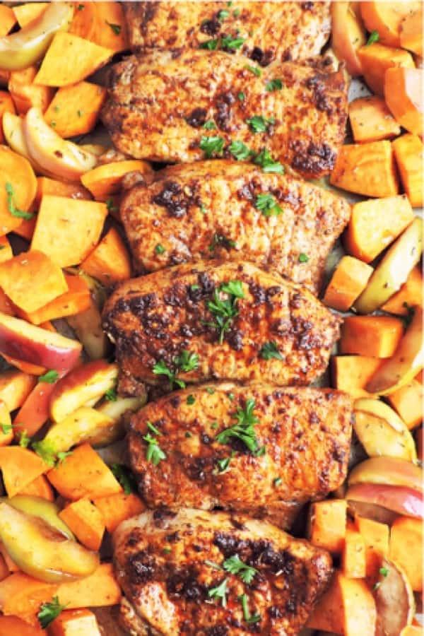 quick pork chop dinner recipe