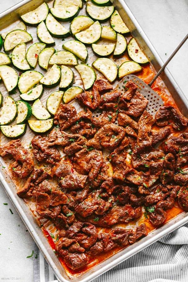 healthy steak recipe idea