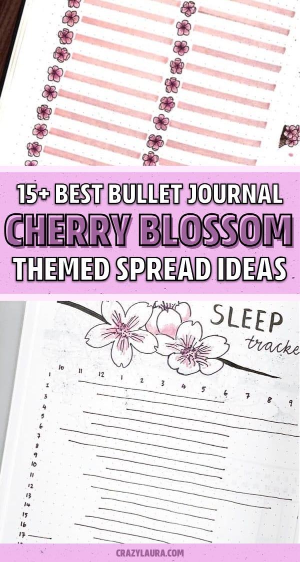 best theme inspo for cherry blossom