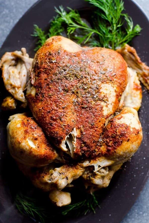 frozen chicken recipe idea