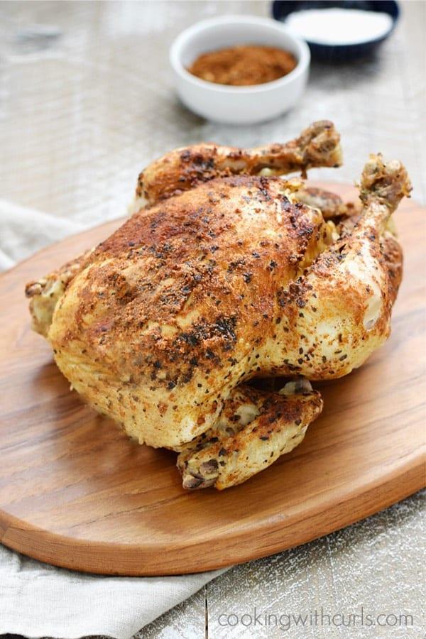 super easy instant pot chicken dinner