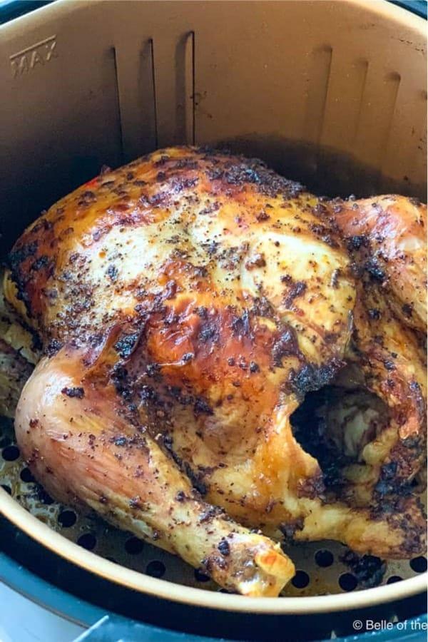 chicken recipe with air fryer