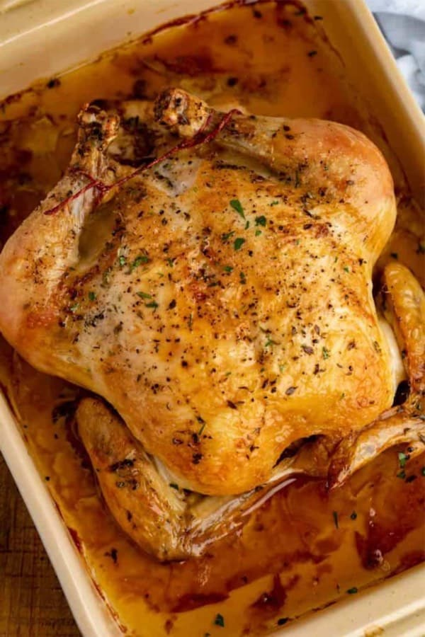 recipe ideas for roasted chicken
