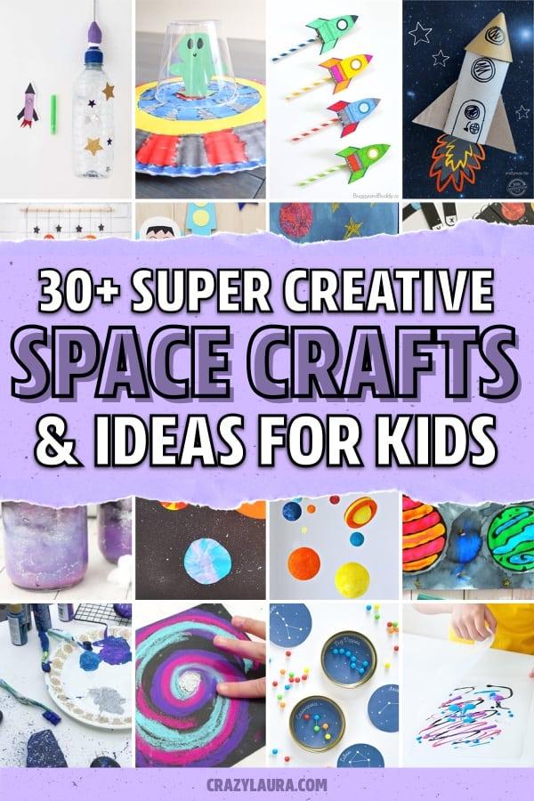 simple space craft tutorials