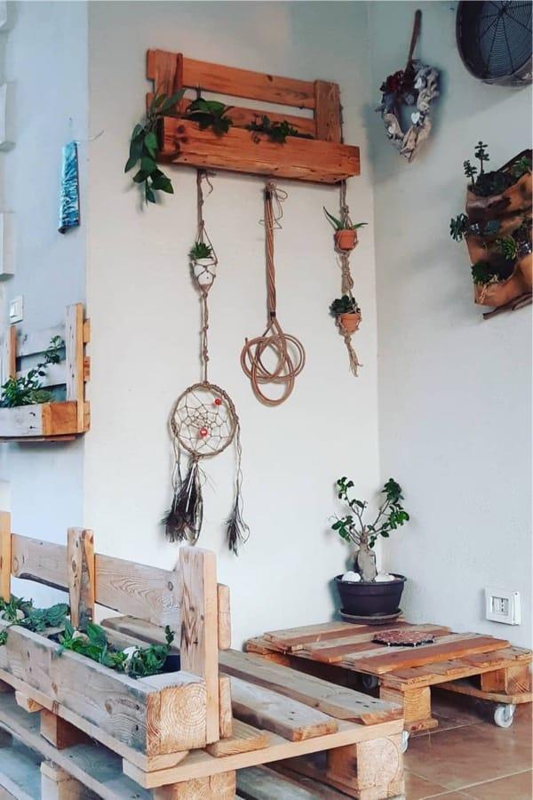pallet garden ideas for inside