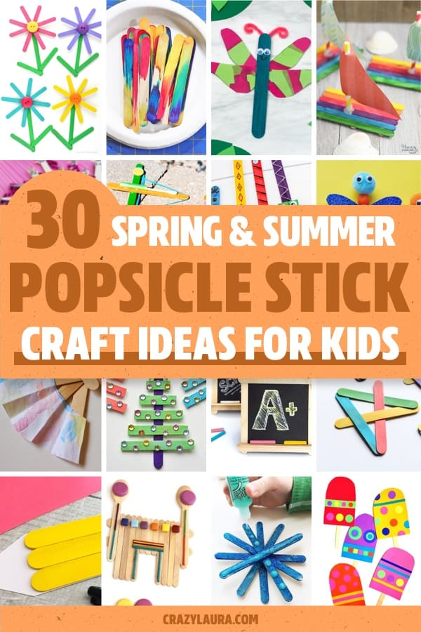 craft stick projects for kids