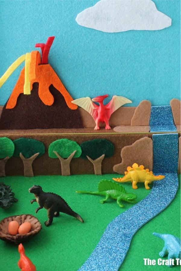 fun dinosaur activity for children