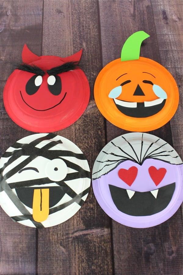 paper emoji craft tutorial