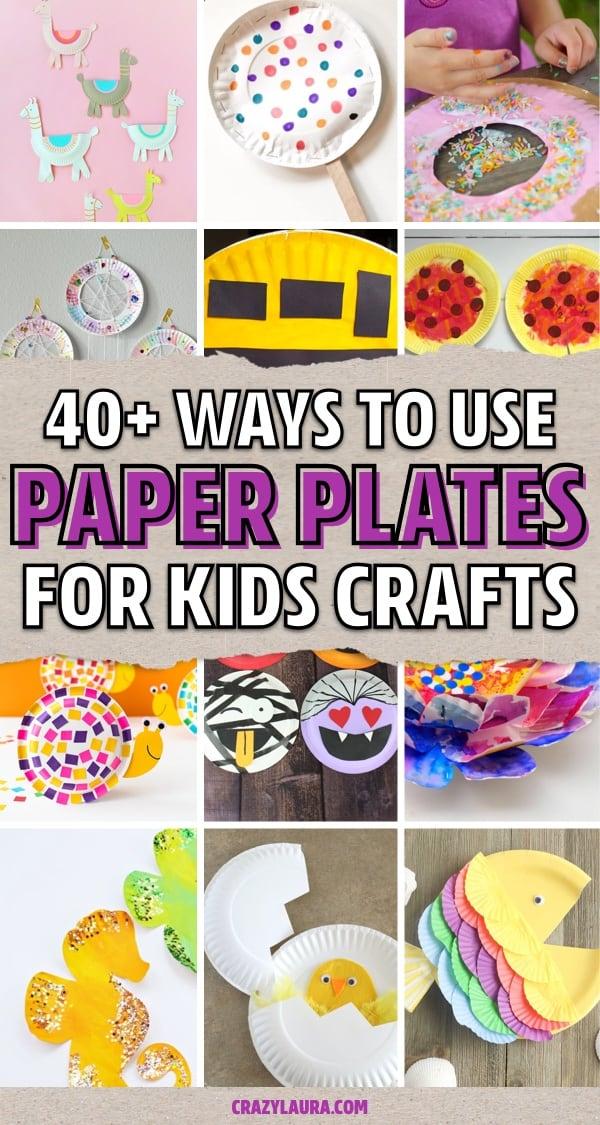 indoor kids craft tutorials