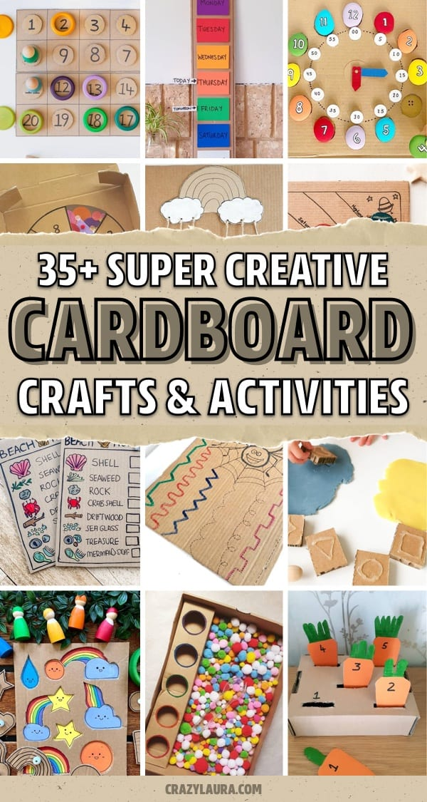 amazon box craft ideas for kids