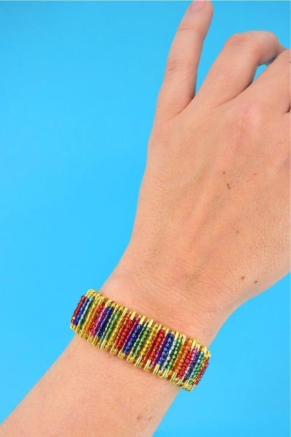 beaded rainbow craft ideas