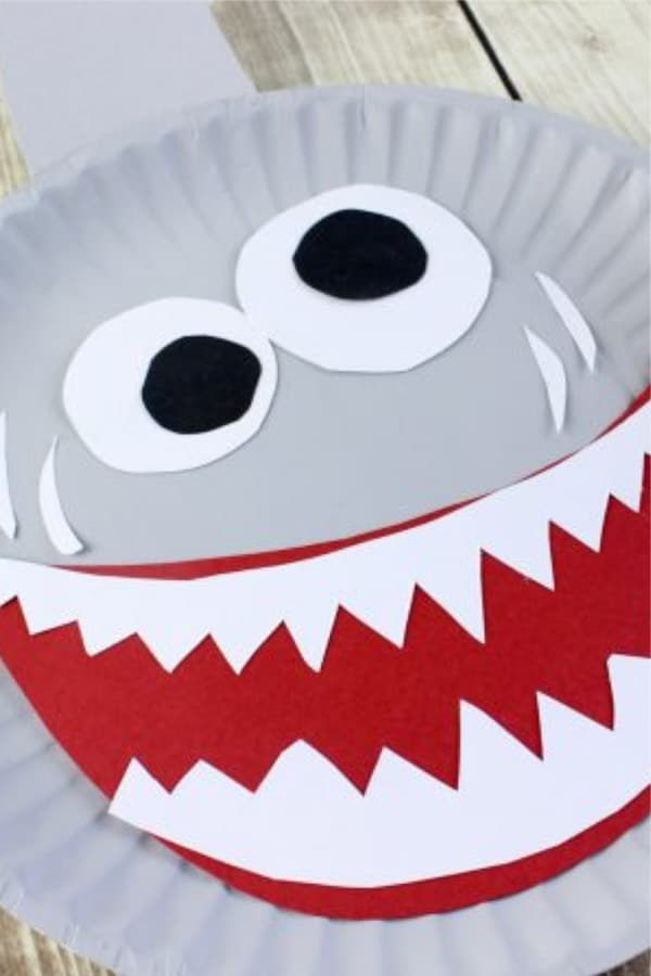 easy paper plate craft for boys