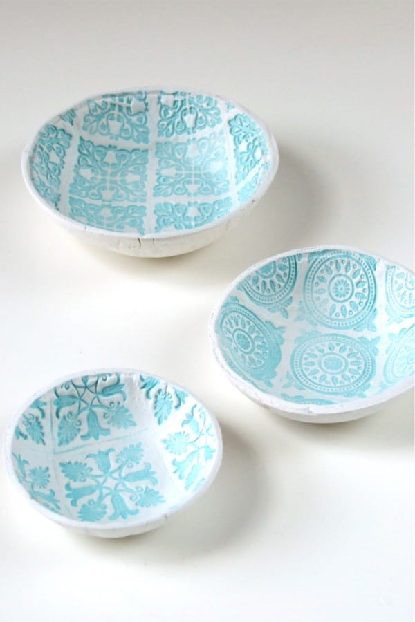 simple clay project inspiration