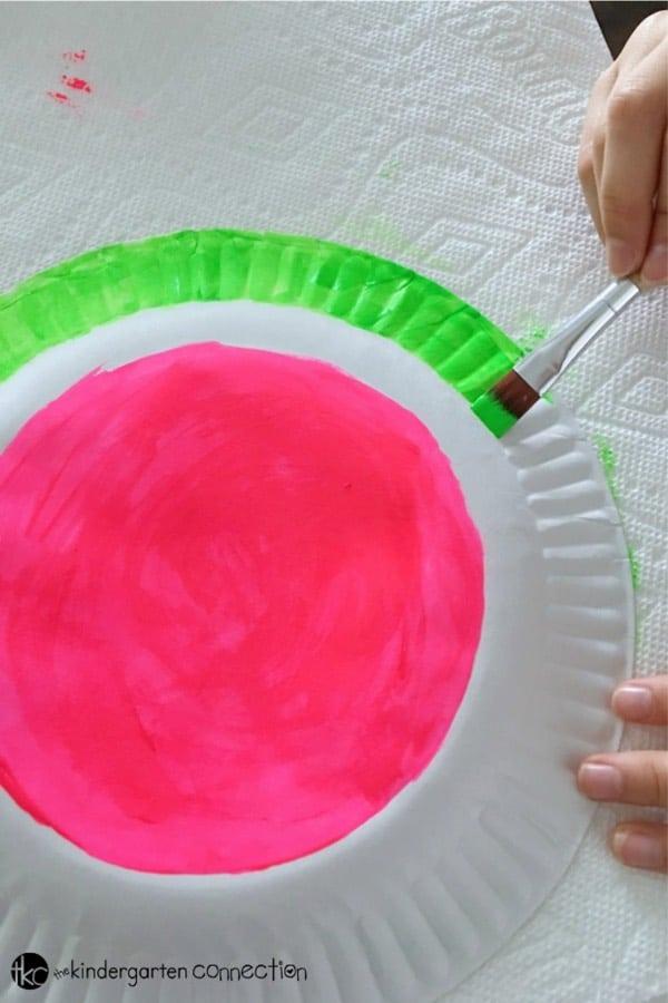 fruit paper craft for summer