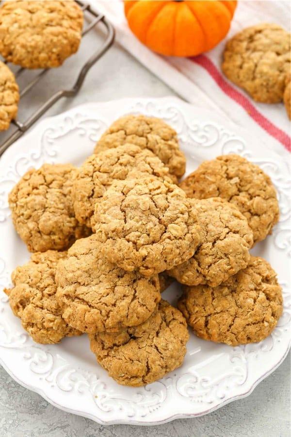 pumpkin flavored cookie recipe ideas