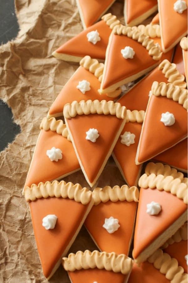 mini pumpkin pie cookie recipe example