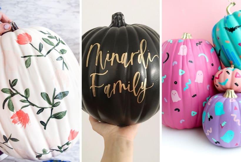 20+ Best No Carve Pumpkin Painting Ideas For 2021
