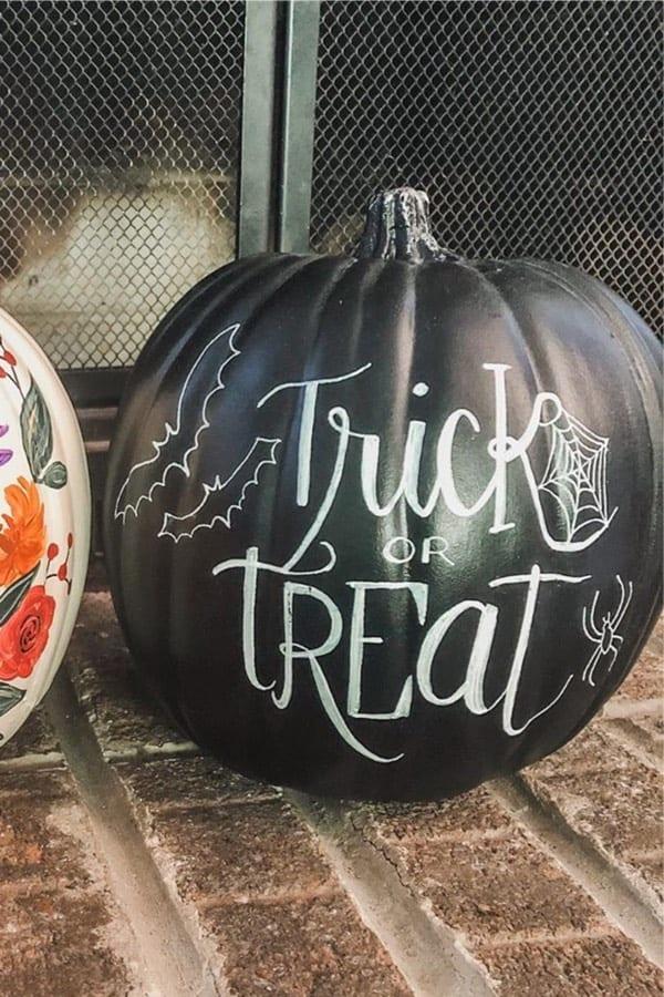 best no carve pumpkin inspiration