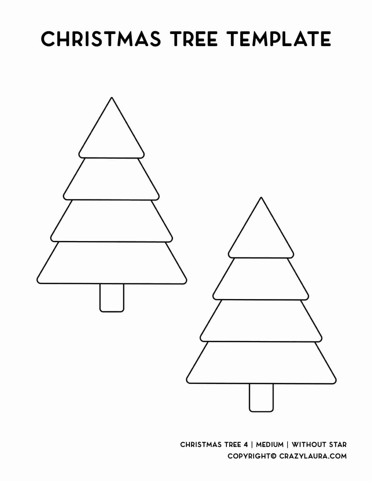 basic tree template sheet