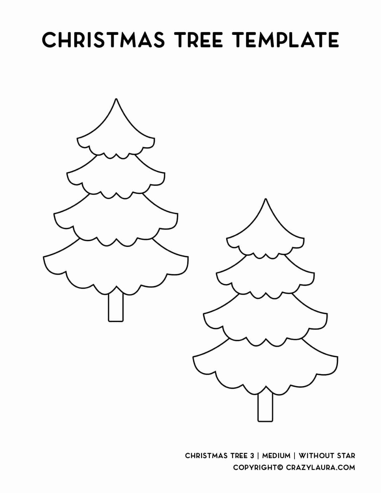 pdf printable of xmas tree