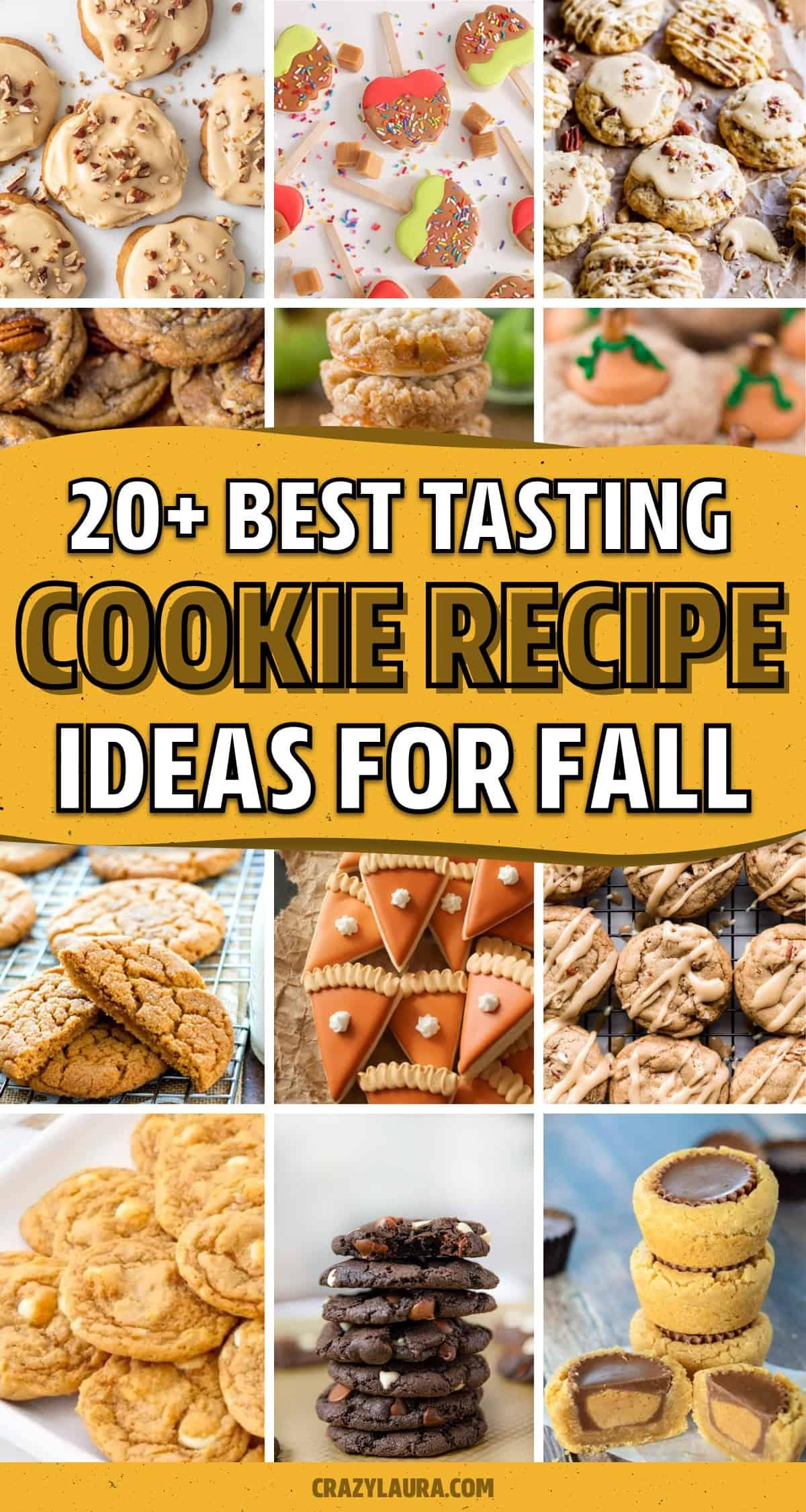 easy fall dessert recipe examples
