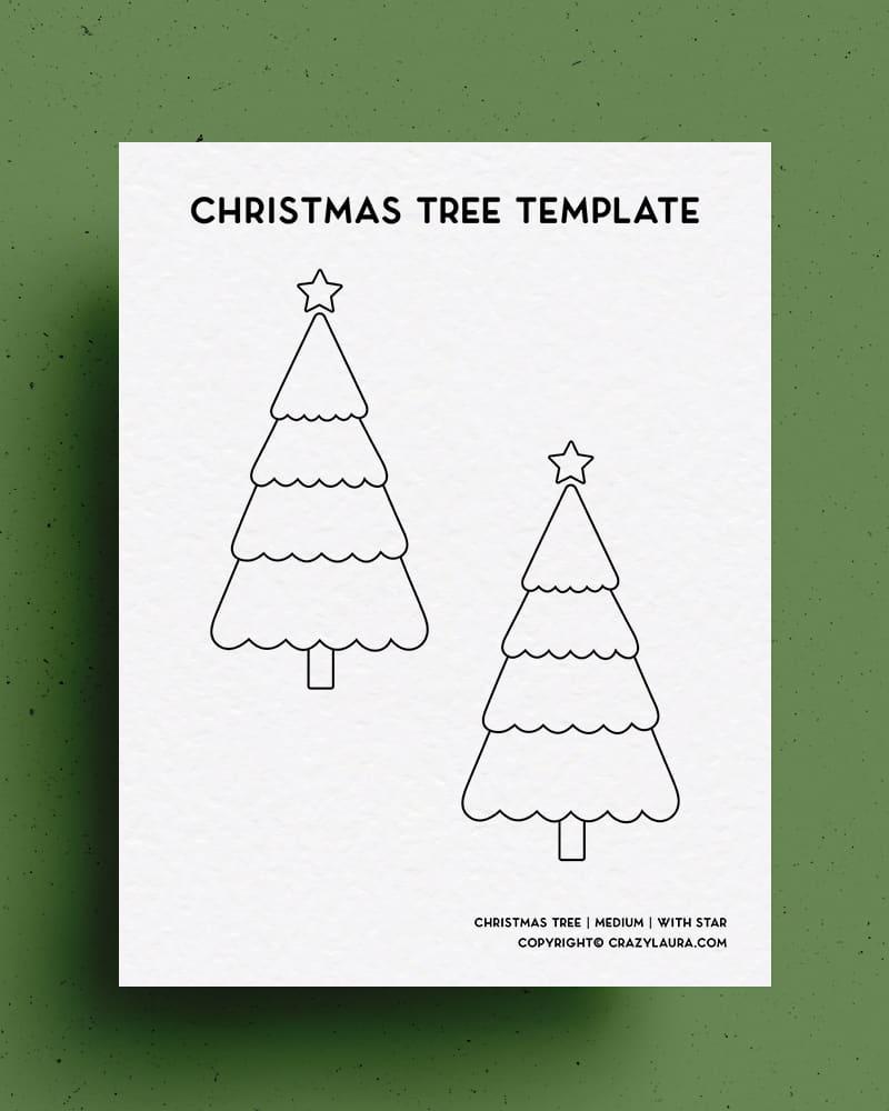 free pdf download of christmas tree
