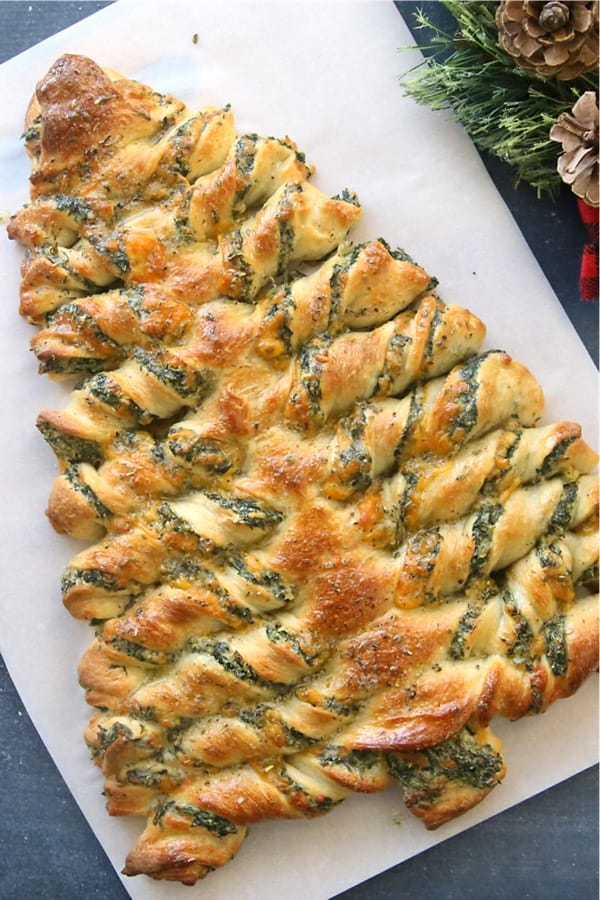 bread stick appetizer for holiday gathering