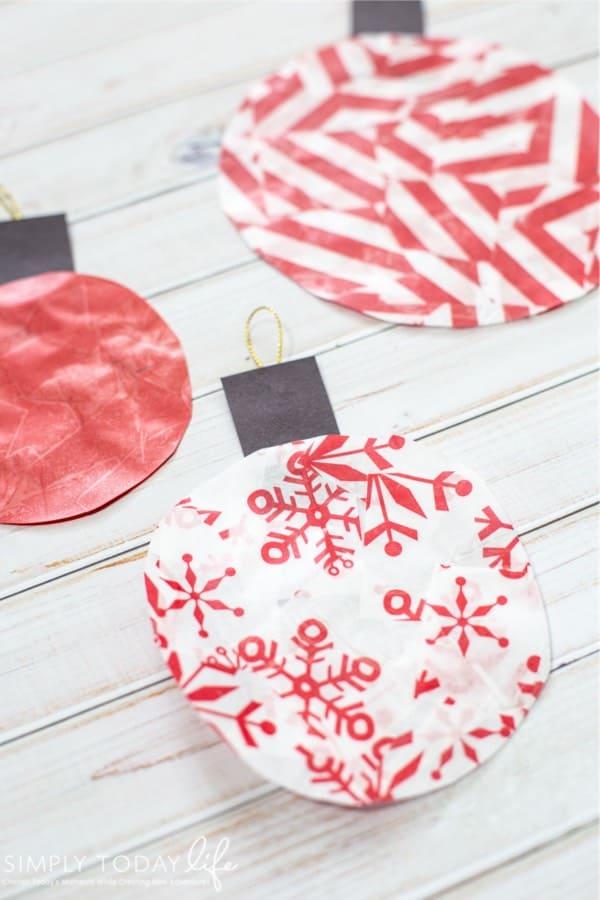 suncatcher craft example for christmas